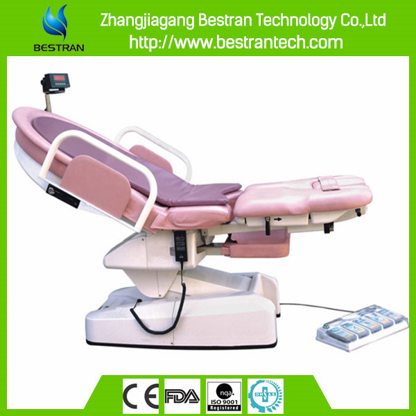 BT-LD005 Luxury multifunction medical labor and delivery bed