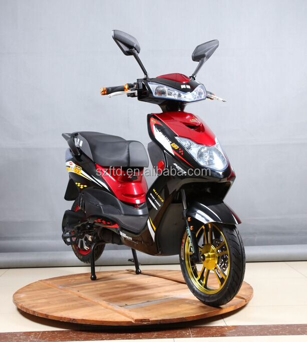 YLS cheap hotsale 350W electric motorcycle