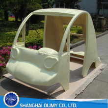 Olimy custom fiberglass car body frp car body grp car body