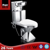 top quality toilet made of stainless steel 316