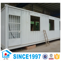Prefabricated Steel Structure Building Portable Housing Unit