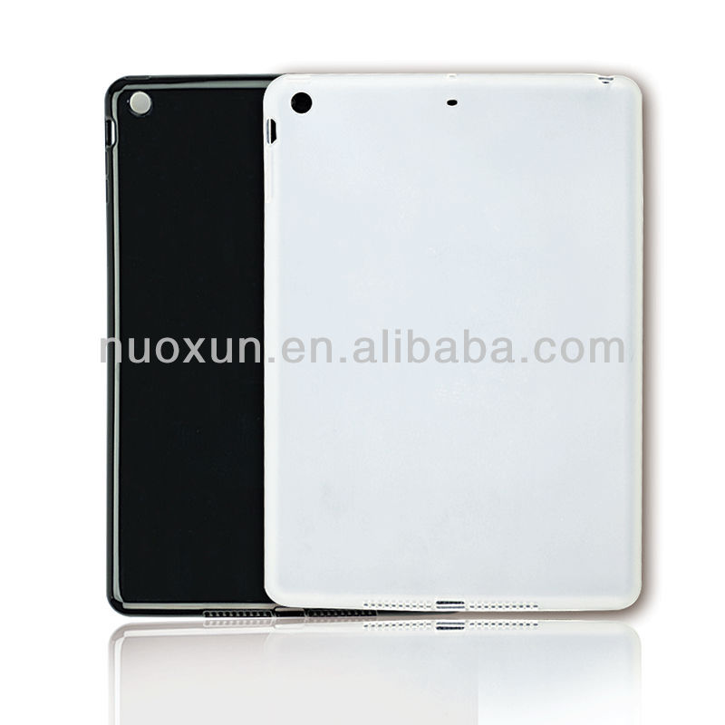 Soft and Flexibility TPU Mobile Phone Protective Case for IPAD 5