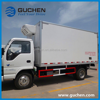 Customized Refrigerated and insulated Truck Body
