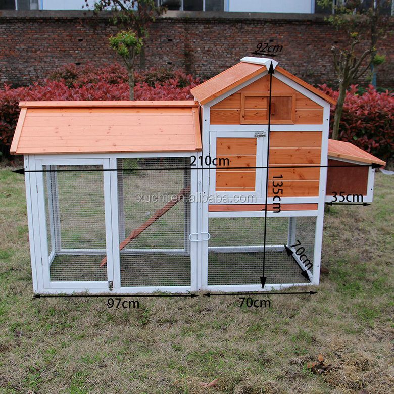 wooden chicken coop/large chicken house /cheap chicken coop