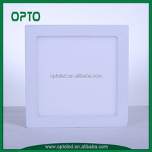 2015 hot sale 6W 9W 12W 18W 24W ultra thin square led panel light,CE RoHS certification,LED flat panel light