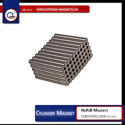 Neodymium-Iron-Boron Magnets/cylinder magnet/ magnets and electromagnets / y10 magnet