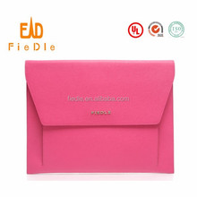 CSS1439-004 Latest Fancy four colors Pad case Leather Clutch for Lady Bag (Plum)