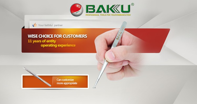 BAKU opening Tools screwdriver set for I-PHONE 4 (BK-7289 new products)