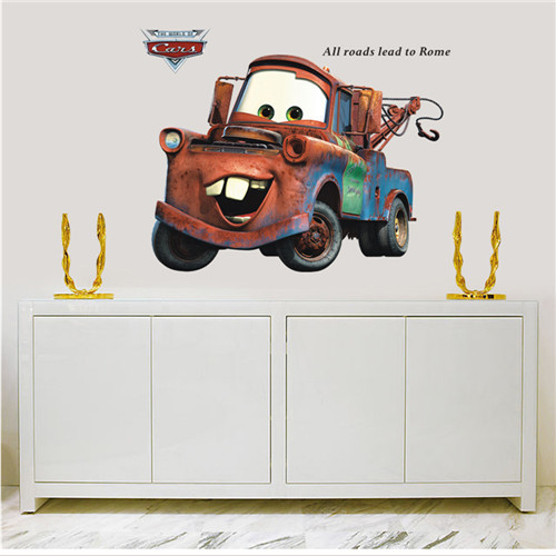 Disney authorized wallpaper decor manufacturer Disney wall sticker for customize gift OEM for Disney authorized reseller(9007)