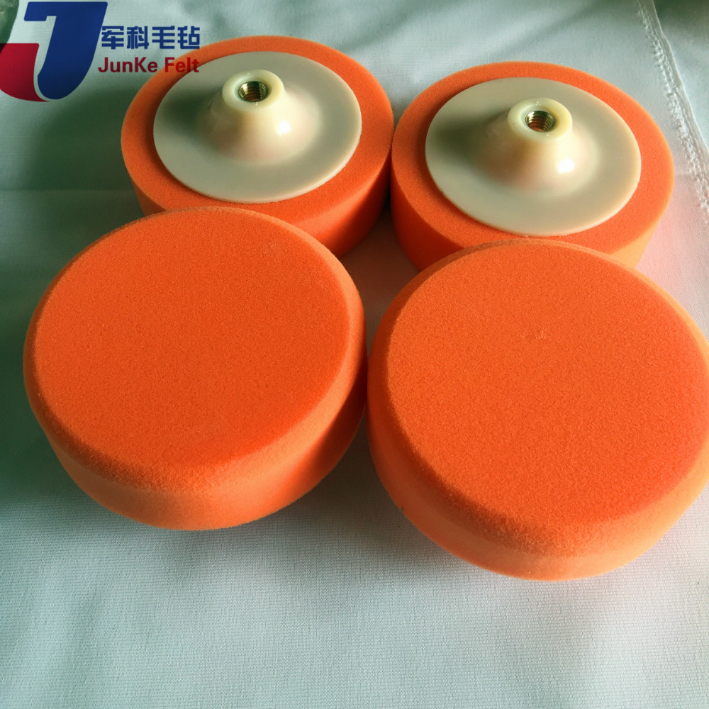New design buffing&polishing pads for car polisher with low price