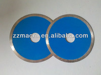 professional diamond stone tools 300mm diamond tiles cutting disc manufacture for wet cutting