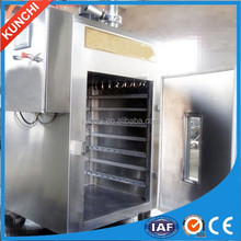 Automatic sausage smoke house on sale with factory price