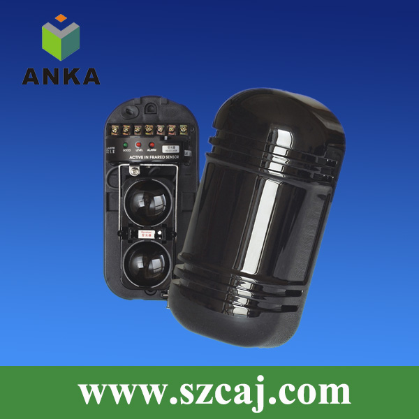 Dual Curtain Beam infrared detector/infrared beam detector wireless