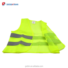 Wholesale Thin Mesh Refelctive Safety Vest Hi Vis Security Workwear