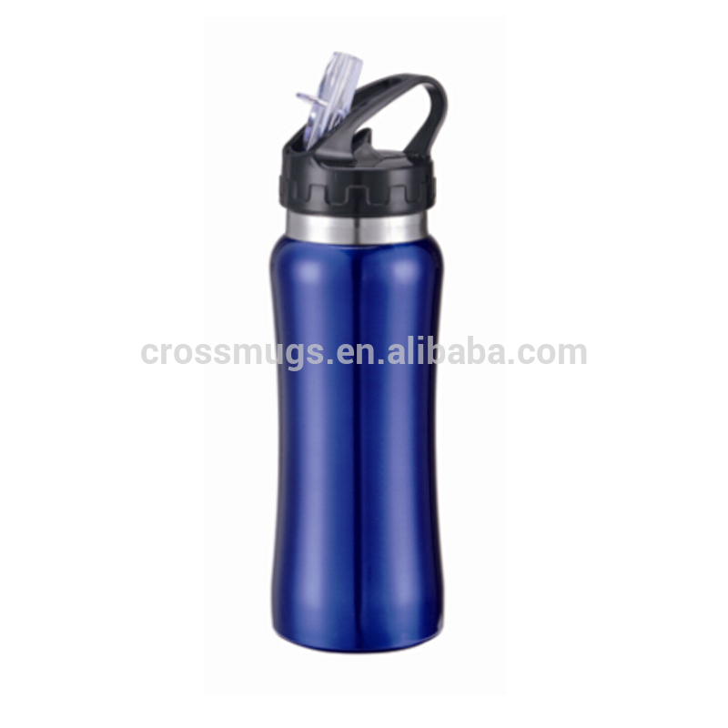 Manufacturer wholesale S/S Singal wall bottle hydro flask insulated stainless steel water