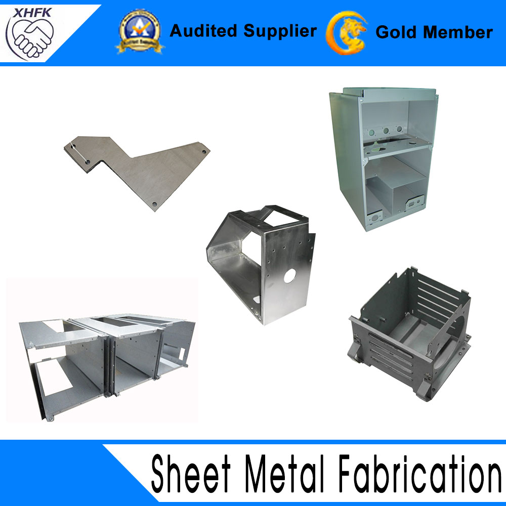 China laser cutting thin metal sheet