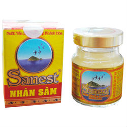 Sanest Fucoidan Ginseng Soft Drink 70ml