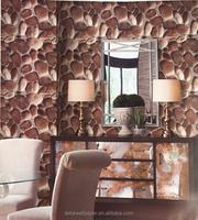 Detai 3d interior wall paper/3d interior vinyl wallpaper tahan air wallpaper untuk kamar mandi/home interior design 3d interior
