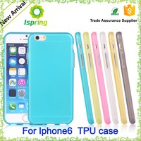2016 new arrival 4.7 inch mobile phone case for iPhone 6 case, for iphone 6 bumper case