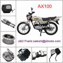 High quality China AX100 partes de motocicleta
