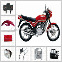 Japanese Motorcycle parts GS125