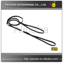 Flat Knitting Show Lead W/ Round Tube Dog Pet Products