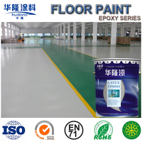 Hualong Anti Static Self Leveling Epoxy Floor Paint (HL-K800)