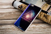 Hot! New! starry sky Pattern Blu-ray IMD Soft TPU Case for iphone 6 tpu case china price