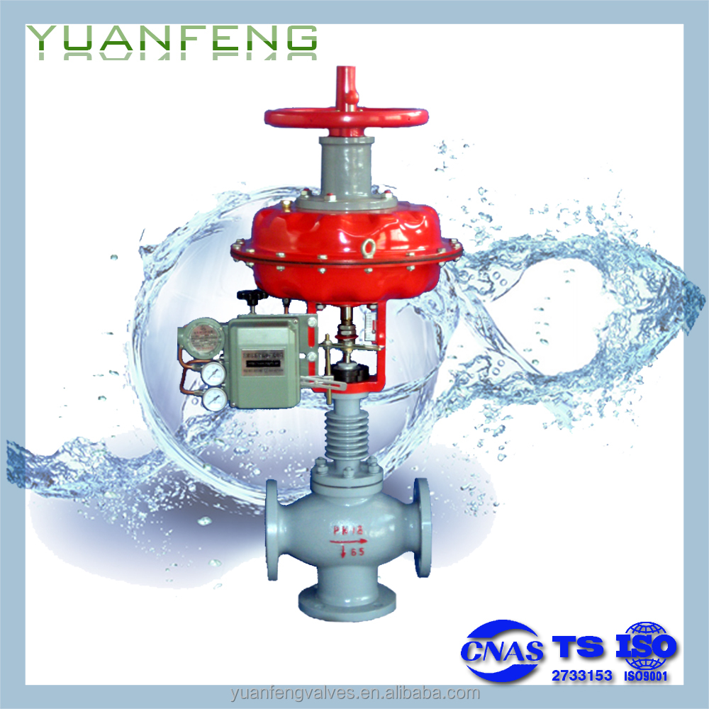 ZXX/ZXQ REGULATOR Pneumatic 3-Way Regulating(Control) Valve