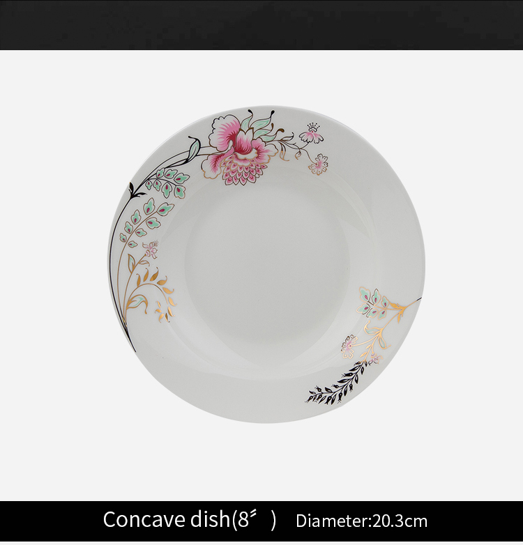 wedding decorations bone china charger plate wholesale 2017 dinner plate