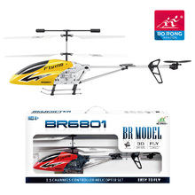professional factory price 3.5 channel gyro large scale rc helicopters sale with top speed BR6801
