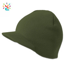 Wholesale knitted hats adults beanie cap custom plain beanies unisex knitted hats and caps