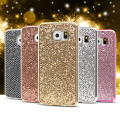 Luxury Glitter Ultra Thin Case For Samsung Galaxy S6 S7 edge Plus S8 S8 Plus Sparkle Girl Plating Soft Back Phone Cover Capa