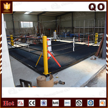 China supplier floor boxing ring size