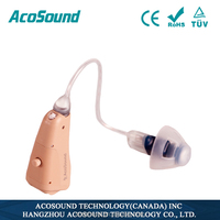 AcoSound AcoMate 1210 RIC Useful digital programmable hearing aids listening devices