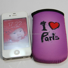 Customized mobile phone cover could custom Logo