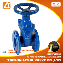 water long stem gate valve
