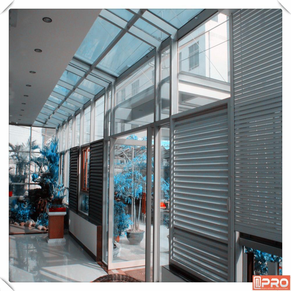 Liefern qualitativ hochwertige aluminium fenster jalousie frames einstellbar lamellen shutter - Shutter fenster ...