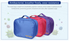 Cosmetic Makeup Travel Toiletry Hanging Purse Holder Beauty Wash Bag
