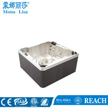bathtubs with jets rectangular design massage bathtub with feet price