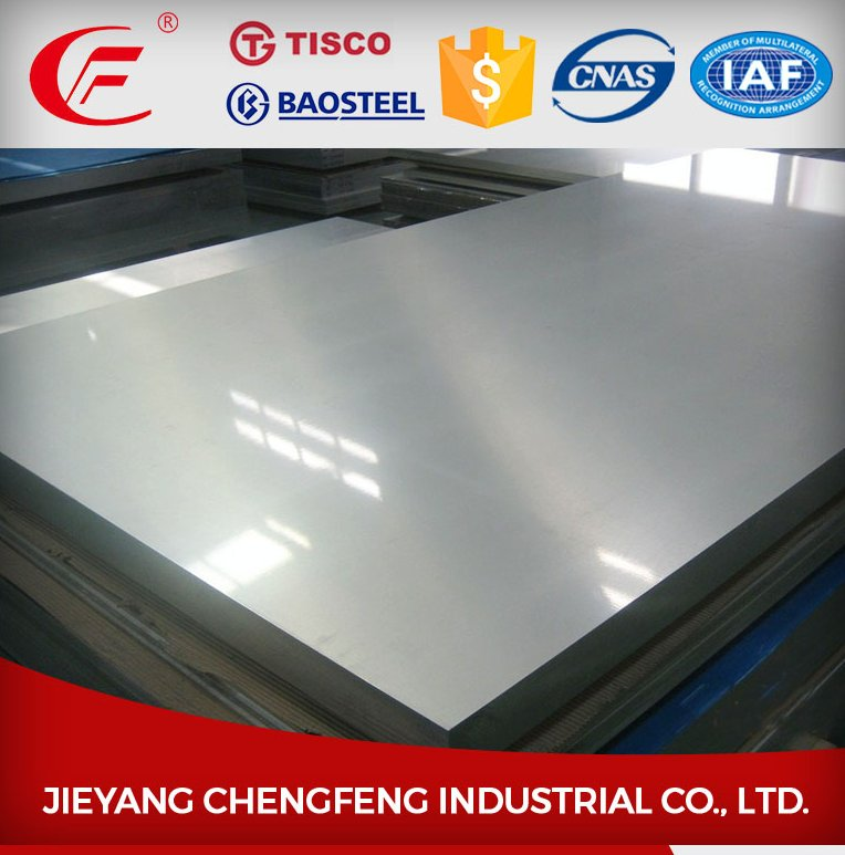 high quality201 304 stainless steel sheet from china manufacture for kitchen