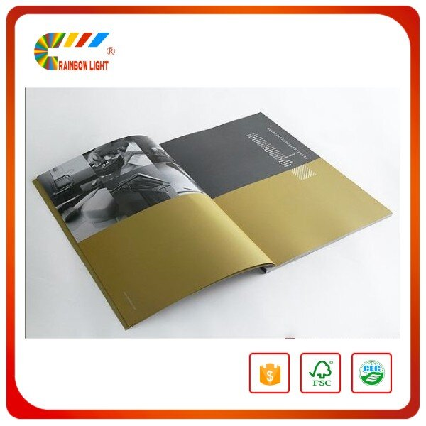 High grade professional wholesale offset printing indian jewelry catalog free
