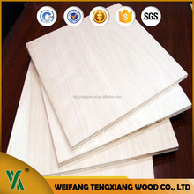 Poplar core WBP plywood commerical plywood