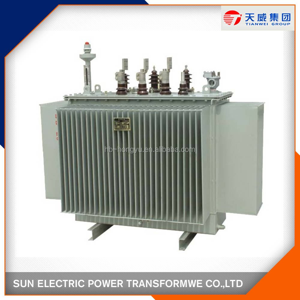 nuevos productos 2017 three phase distribution transformer