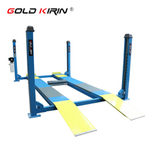 China manufacturer professional automatic used 4 post car lift for sale