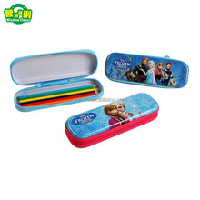 Zippered Beautiful Tin Pencil Cases for Teenagers