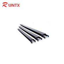 Factory production forklift attachment protective covers forks extension sleeve
