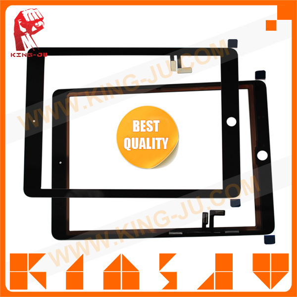 For iPad5 LCD digitizer,Low LCD display assembly for iPad Air,Screen protector for iPad