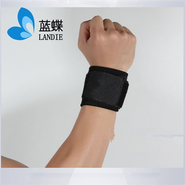 Professional Gym Training Weight Lifting Wrist Wraps Hand with Wrist Support for Protection