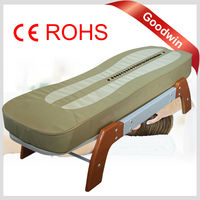2014 hot sale Cheap Ceragem Korea Electric Therapeutic Far Infrared Thermal Jade Massage Bed